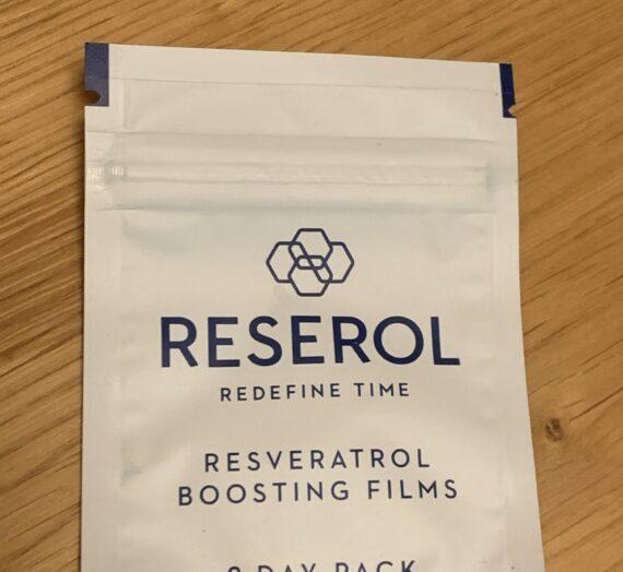 Reserol Boosting Films