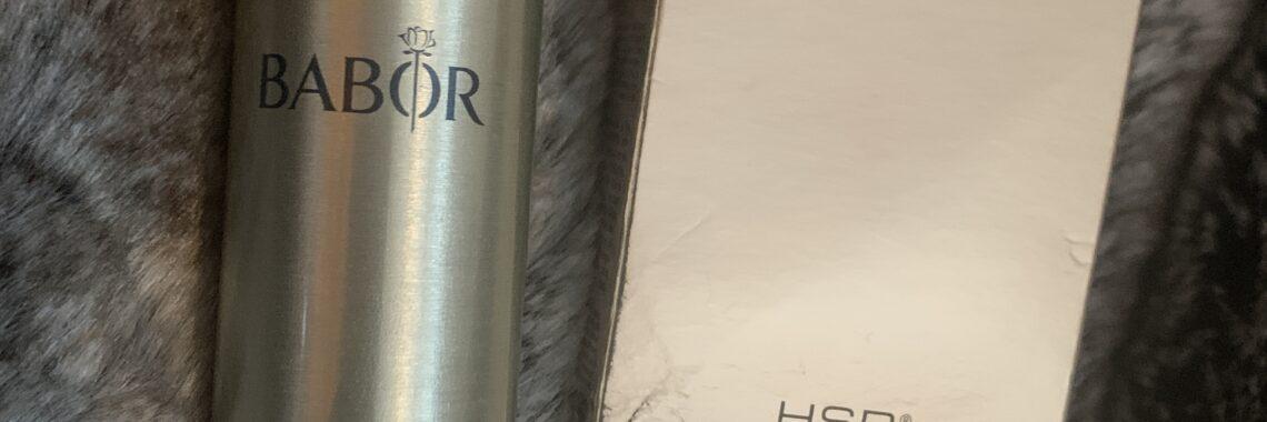 Babor HSR liftning Extra Firming Foam Mask