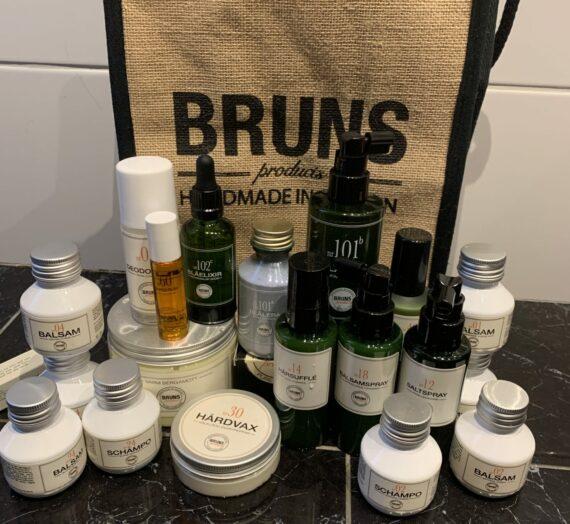 Bruns products vinnarkit