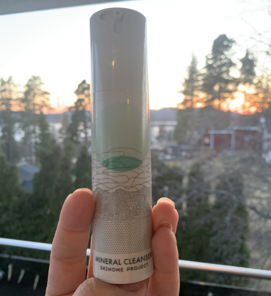Skinome Mineral Cleanser