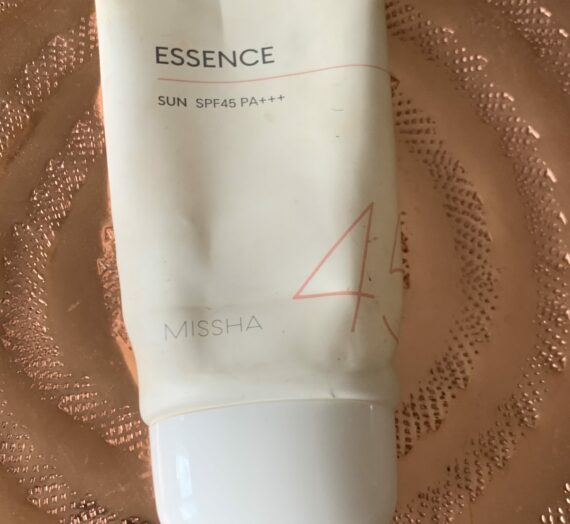 MISSHA All Around Safe BlockEssence Sun SPF45/PA+++ 50 ml