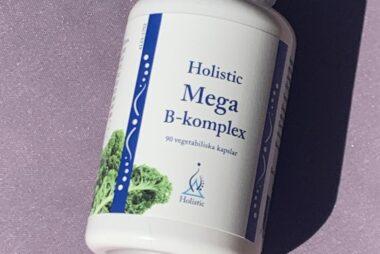 Holistic Mega B-komplex
