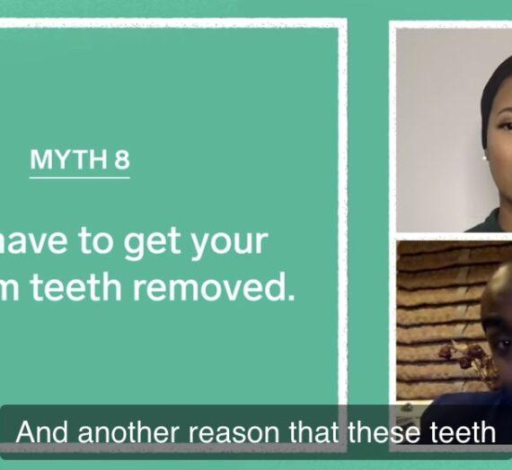 Myter om tänder