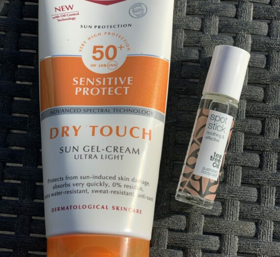 Eucerin Dry Touch sun Gel-cream Spf 50