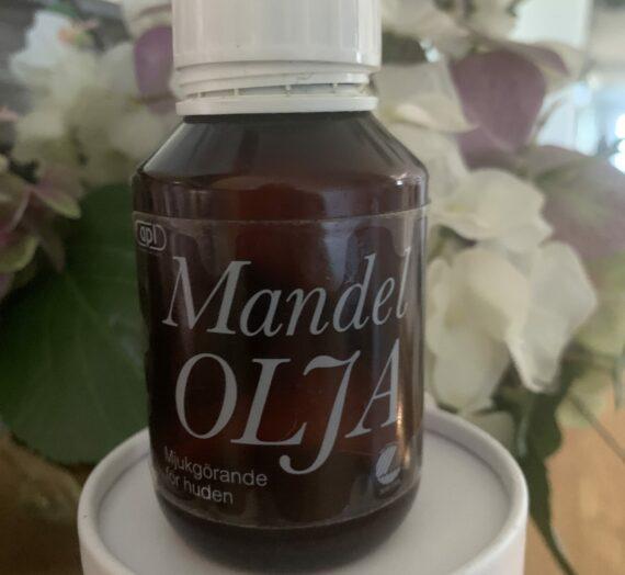 Mandelolja från Apoteket