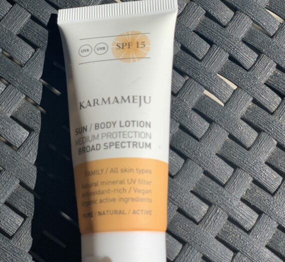 Karmameju Sun/ Body lotion Spf15