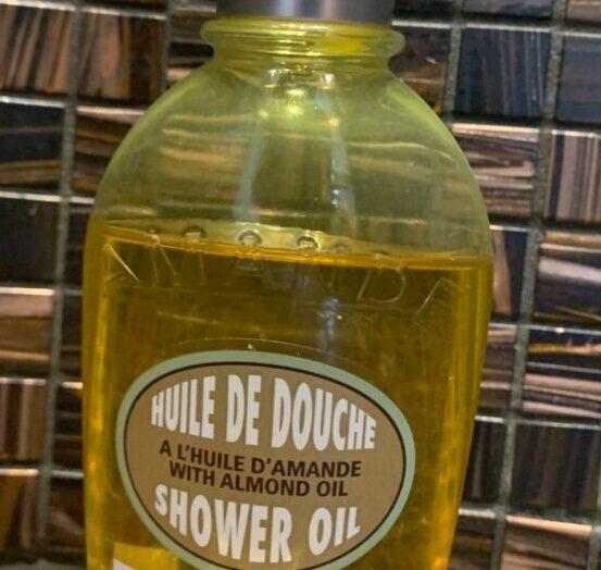 L'Occitane shower Oil