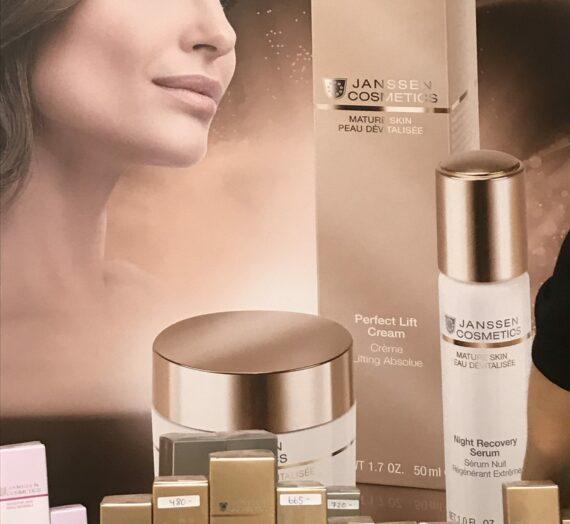 Janssen Cosmetics Borås