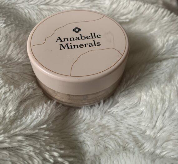Annabelle Minerals radiant foundation