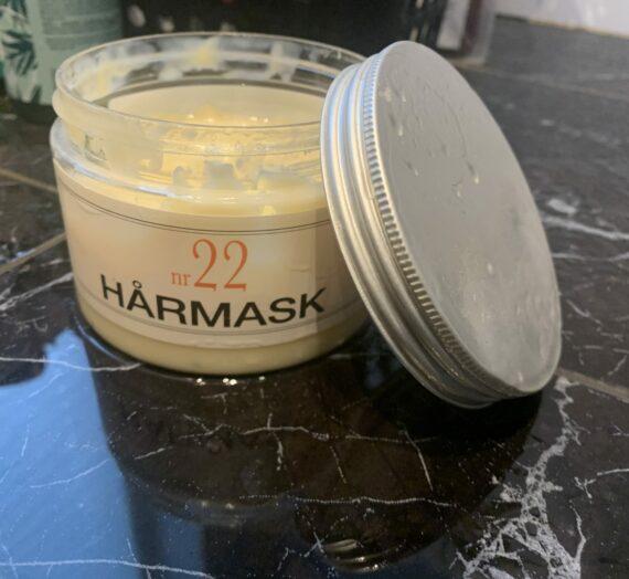 Bruns Products hårmask varm bergamott nr22