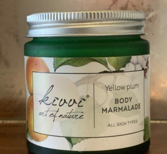Kivvi body marmalade yellow plum