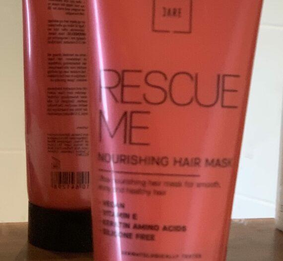 Lavish hair Rescue me nourishing hair mask