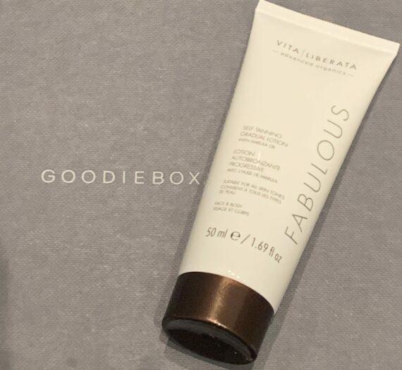 Vita liberata fabulous self tanning gradual lotion