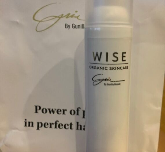Wise Organic Skincare Deep cleansing milk