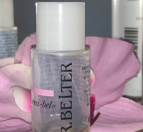 Dr Belter sensi-bel delicate cleanser