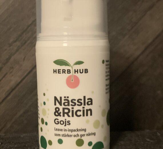 Herb Hub nässla och ricin gojs
