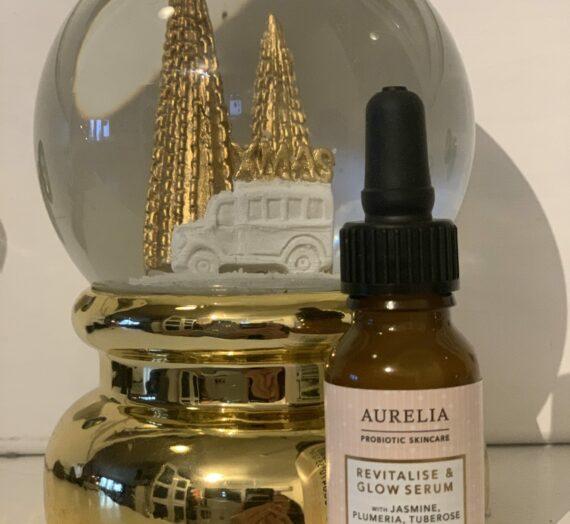 Aurelia Revitalize & glow serum