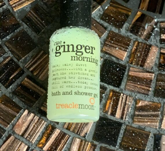 TreacleMoon Bath & Shower Gel One Ginger Morning