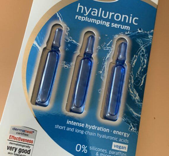 Schaebens Hyaluronic Replumping Serum 3×1 ml