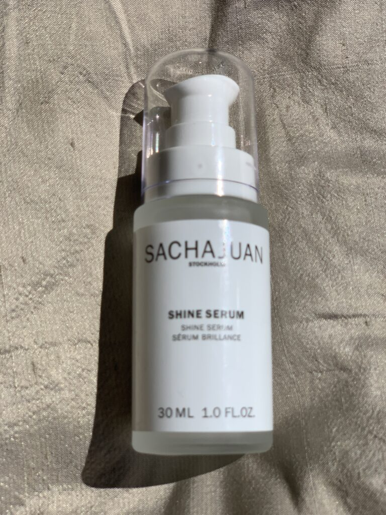 Sachajuan shine serum