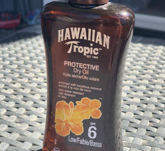 Hawaiian Tropic Protective Dry Oil