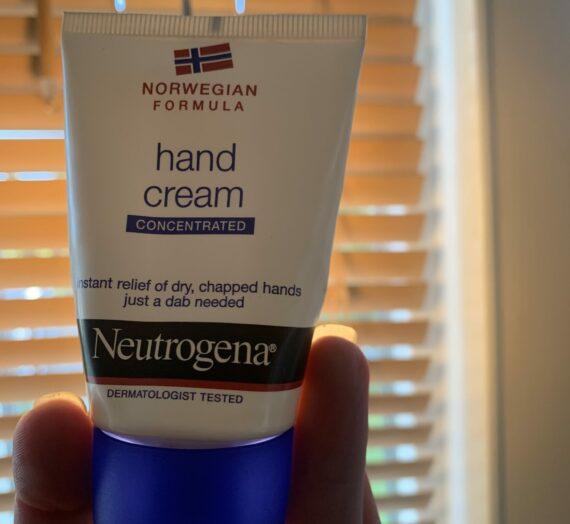 Neutrogena hand cream concentrated