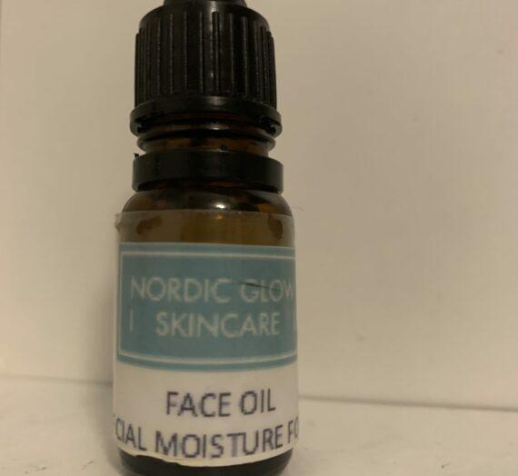 Nordic Glow Skincare face oil
