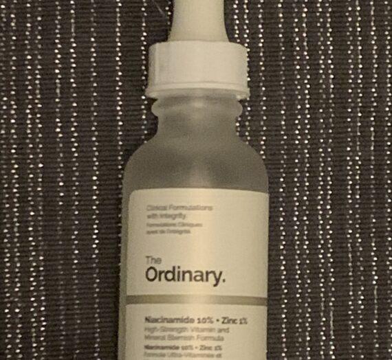 The Ordinary Niacinamide 10% + Zinc 1% 30ml