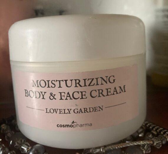 Cosmopharma Moisturizing Body & face cream