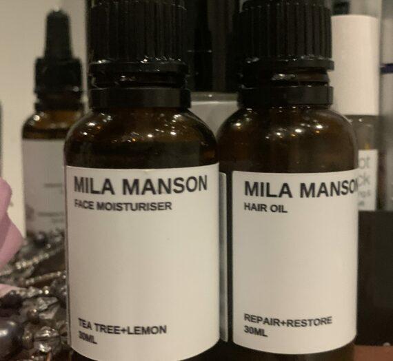 Mila Manson oljor