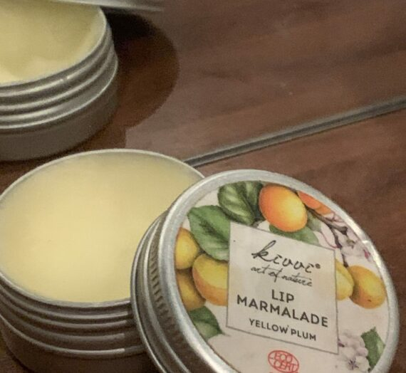 Kivvi Lip marmelade Yellow Plum