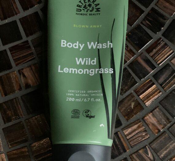 Urtekram Body Wash wild lemongrass