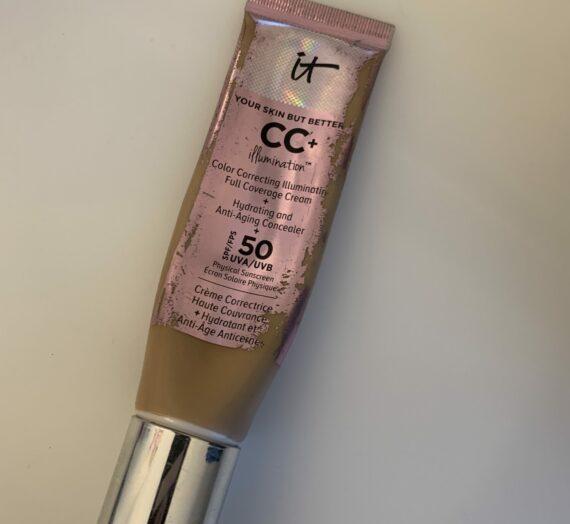 IT Cosmetics Your Skin But Better CC+ Illumination™ SPF50+