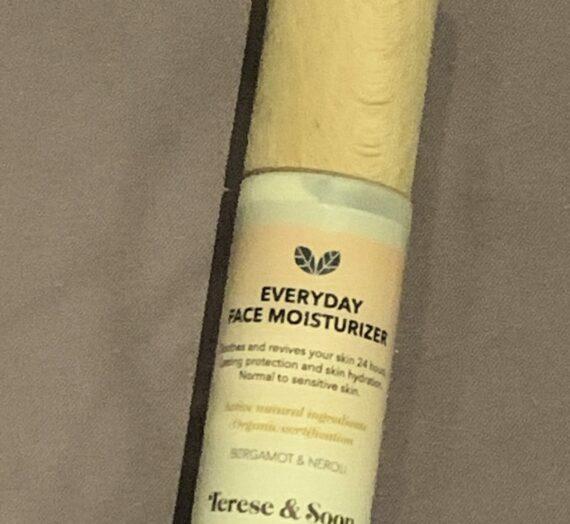 Terese & Soon Everyday face moisturizer