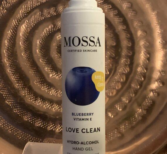 Mossa love clean