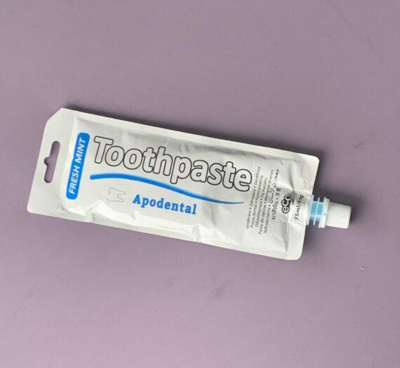 Apodental tandkräm