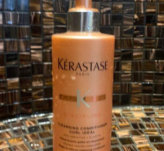 Kerastase discipline Curl Idéal Cleansing Conditioner shampoo