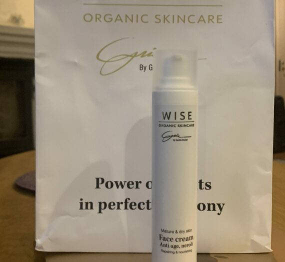 Wise Organic Skincare Face Cream Anti Age neroli