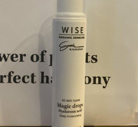 Wise Organic Skincare magic drops