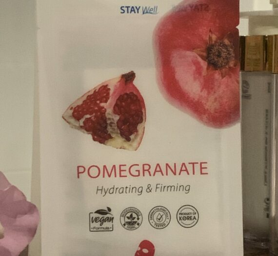 Stay well pomegranate hydrate & firming