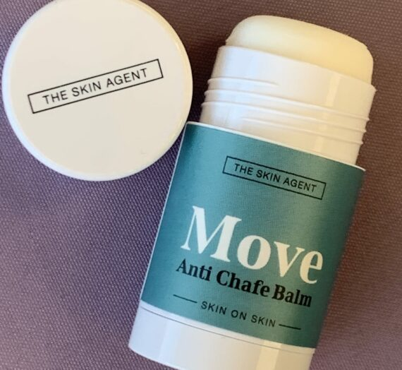 Skin agent move anti chafe balm